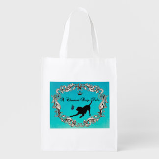 A Charmed Dogs Tale Market Tote