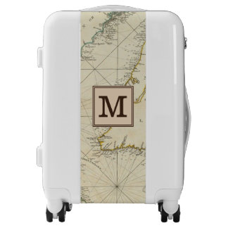 A Chart Of The Gulf Of St Lawrence | Monogram Luggage