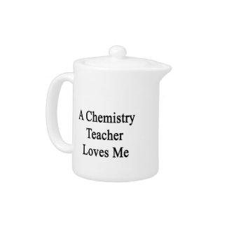A Chemistry Teacher Loves Me
