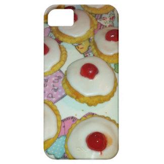 A Cherry Bakewell Tart iPhone 5 Case