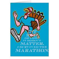 A Chicken Runner Card