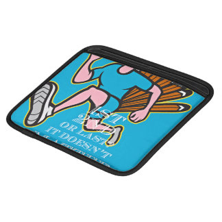 A Chicken Runner Sleeves For iPads