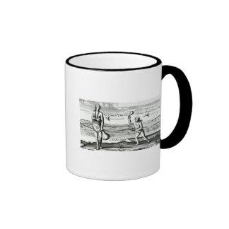 A Chief Lady of Pomeiock Coffee Mug