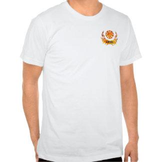 A Chief's Flames Shirt