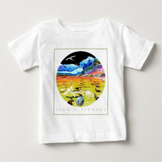 A Child in the 3rd Stage of Sleep Baby T-Shirt