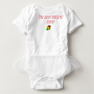 A child is a very special gift baby bodysuit