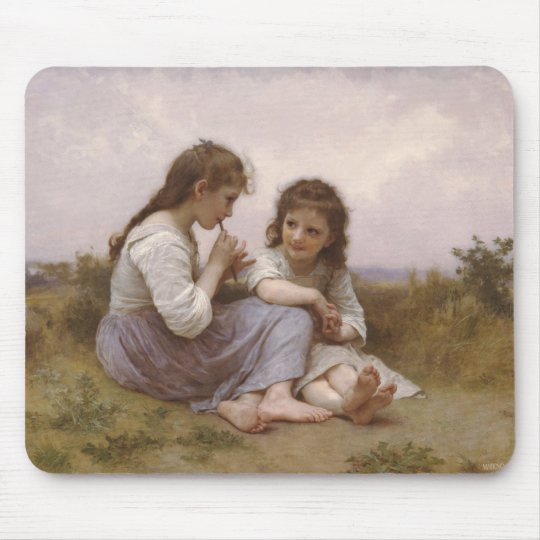 A Childhood Idyll Mouse Pad
