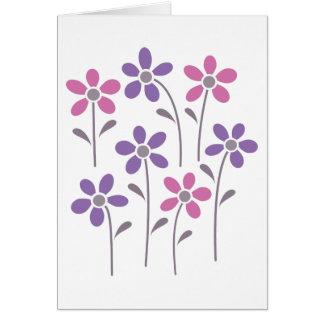 A Child's Garden card