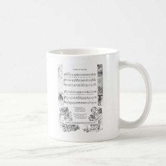 A Child's Song of Thanks Coffee Mug