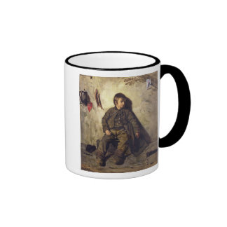 A Chimney Sweep from Savoie, 1832 Ringer Mug