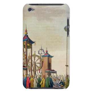 A Chinese circus, illustration from 'Le Costume An iPod Case-Mate Cases