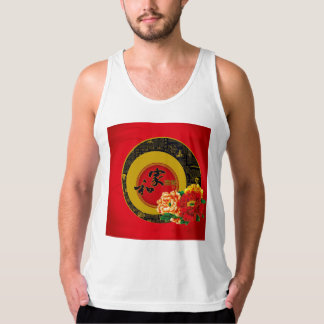 A Chinese ornament of good luck and prosperity Tank Top