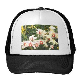 A Chorus Line of Cymbidiums Trucker Hat
