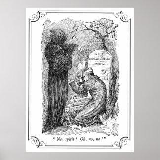 A Christmas Carol: No, Spirit! Posters