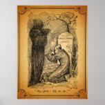 A Christmas Carol: No, Spirit! Poster