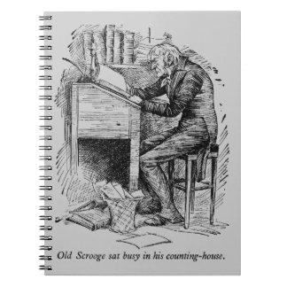 A Christmas Carol, Scrooge Notebook