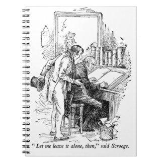A Christmas Carol - Scrooge Notebook