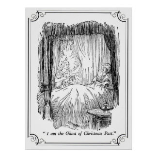 A Christmas Carol: The Ghost of Christmas Past Poster
