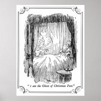 A Christmas Carol: The Ghost of Christmas Past Print