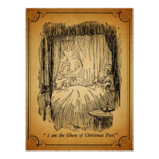 A Christmas Carol: The Ghost of Christmas Past Posters
