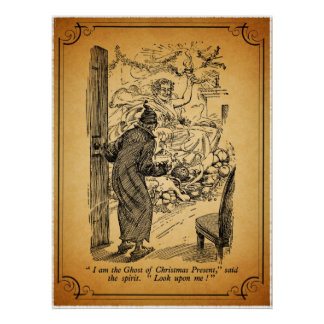 A Christmas Carol: The Ghost of Christmas Present Posters