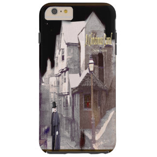 A Christmas Carol Tough iPhone 6 Plus Case