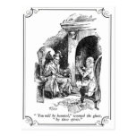 A Christmas Carol: You Will Be Haunted Post Card
