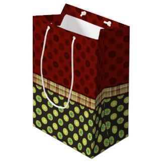 A Christmas Day Medium Gift Bag