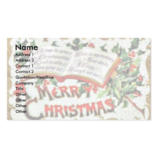 greeting card term