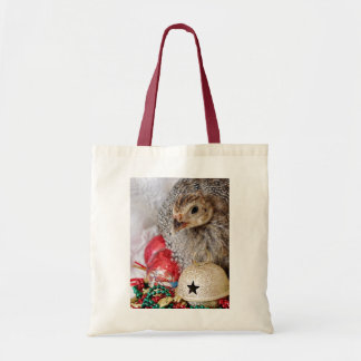 A Christmas Guinea Tote Bag