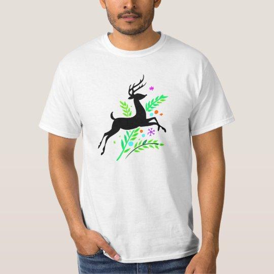 A Christmas Reindeer T-Shirt