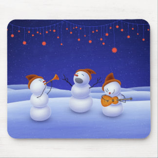 A Christmas Song Mouse Pad