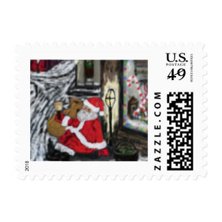 A Christmas Stamp, I'll send cards!