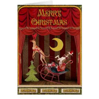 A Christmas Story Card