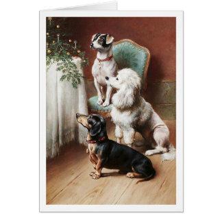 A Christmas Treat Carl Reichert Cards