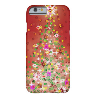 A Christmas tree that glows. Barely There iPhone 6 Case