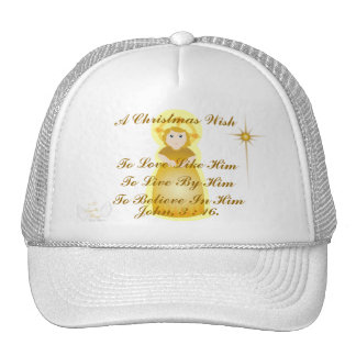 A Christmas Wish - Customize Hats