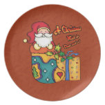 A Christmas wish for one and all Party Plates