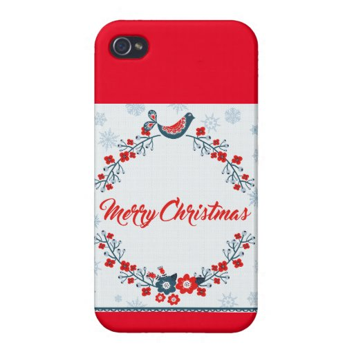 A christmas wish case for iPhone 4