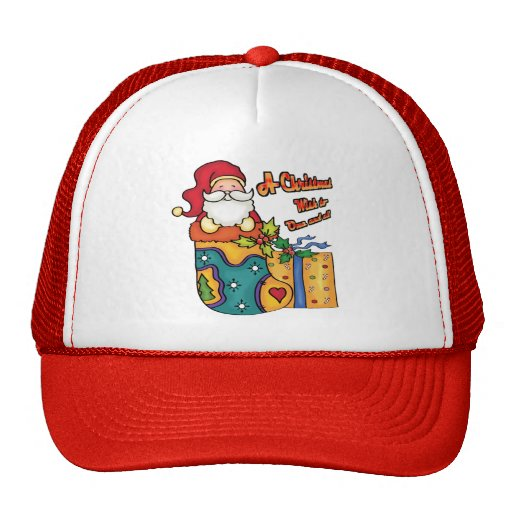 A Christmas wish to one and all Trucker Hat