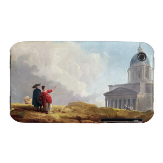 A Church Displayed to a Traveller in an Extensive Case-Mate iPhone 3 Cases