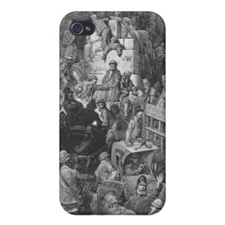 A City Thoroughfare Case For iPhone 4