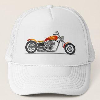 A Classic Chopper Hat