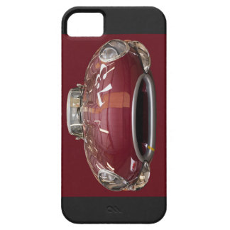 A classic Jaguar E-Type from 1961 iPhone SE/5/5s Case