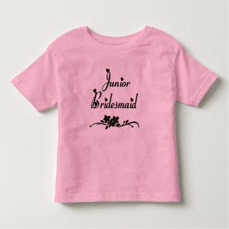 A Classic Junior Bridesmaid Toddler T-shirt
