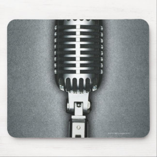 A Classic microphone Mouse Pad