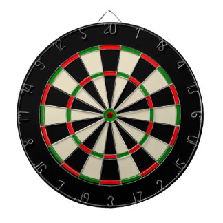 A Classic One Here for a Game of Darts Dart Board