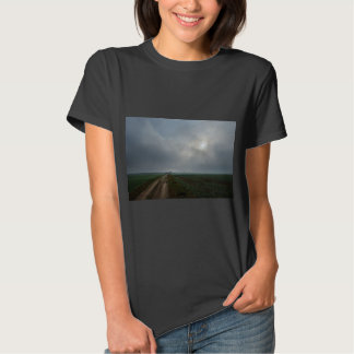 A Cleared Path In A Field Tee Shirt