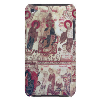 A Clinic, Byzantine Treaty, 14th century (vellum) Barely There iPod Case
