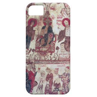 A Clinic, Byzantine Treaty, 14th century (vellum) iPhone SE/5/5s Case